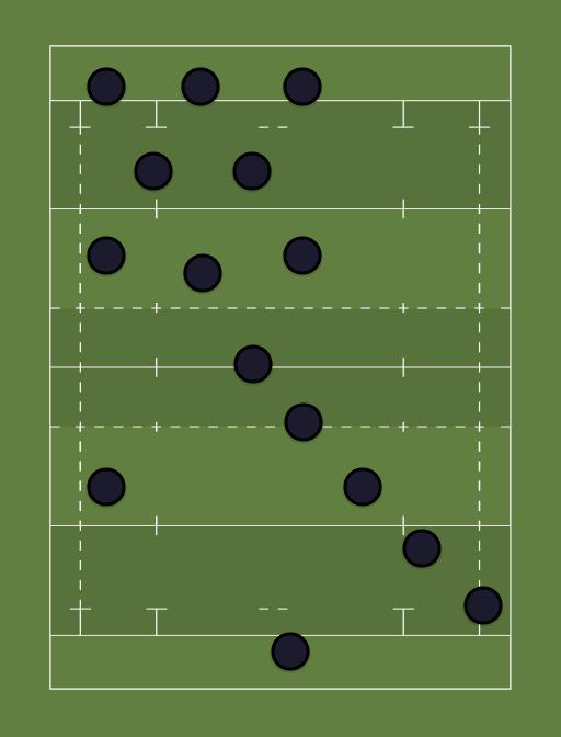 SG Odin Rugby/VfR Döhren - 2. Bundesliga Nord - 1st November 2015 -