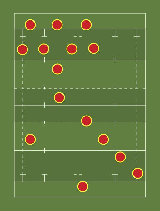 Stingrays U14 A-side - Stingrays vs. SLO - 23rd January 2016 -