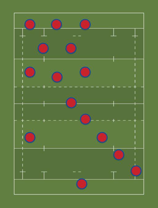 Club de rugby San Roque - Cau ''B'' vs San Roque - 24th September 2016 -