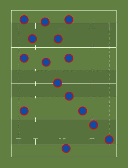 1st XV v Northwich -
