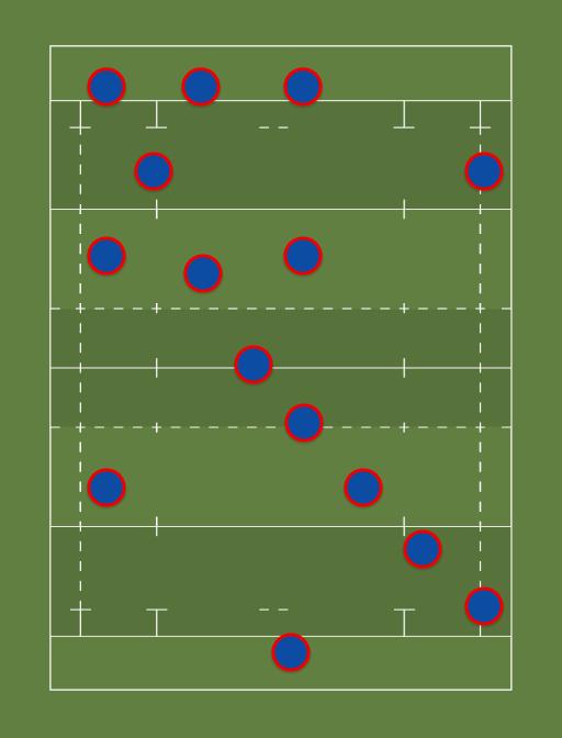 1st XV v Altrincham Kersal -