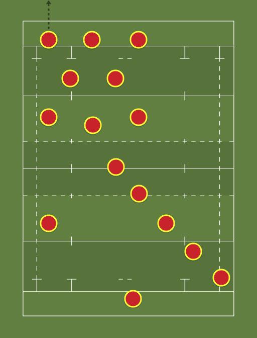 LIU Post women's rugby -